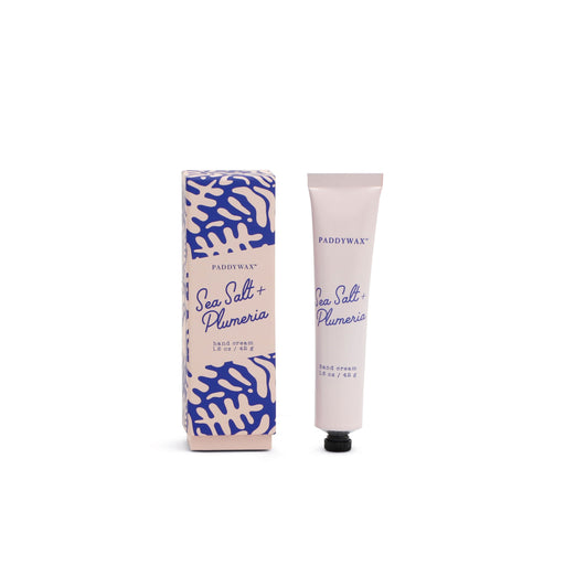 Hand Cream - Sea Salt + Plumeria