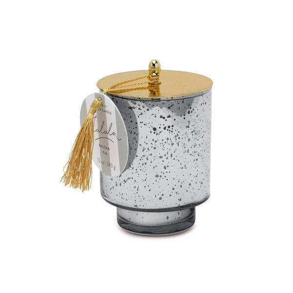 Tinsel Candle - Balsam Fir