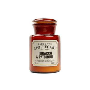 Apothecary - Tobacco & Patchouli