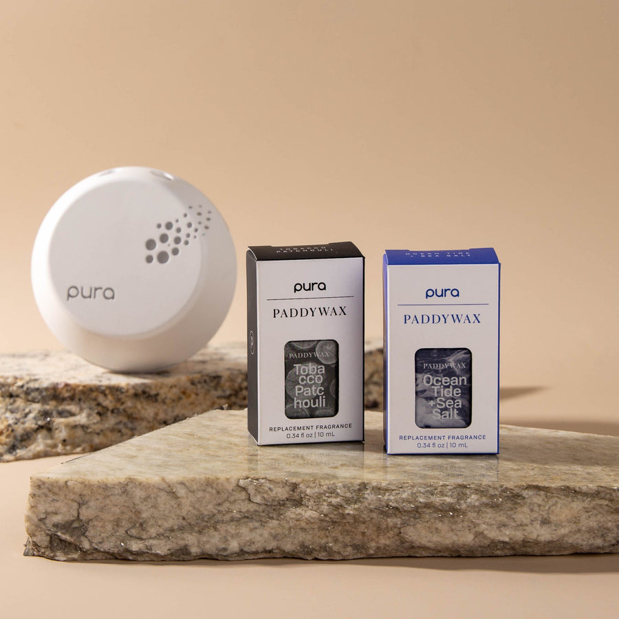 PURA Device with Paddywax Fragrance