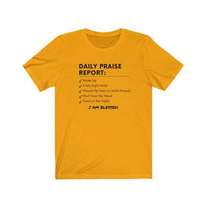 Praise Report Short Sleeve Tee