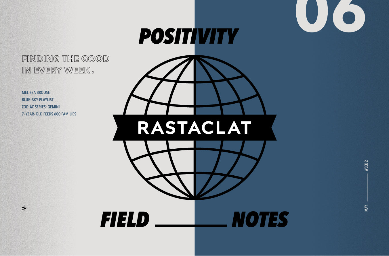 Positivity Field Notes vol. 6