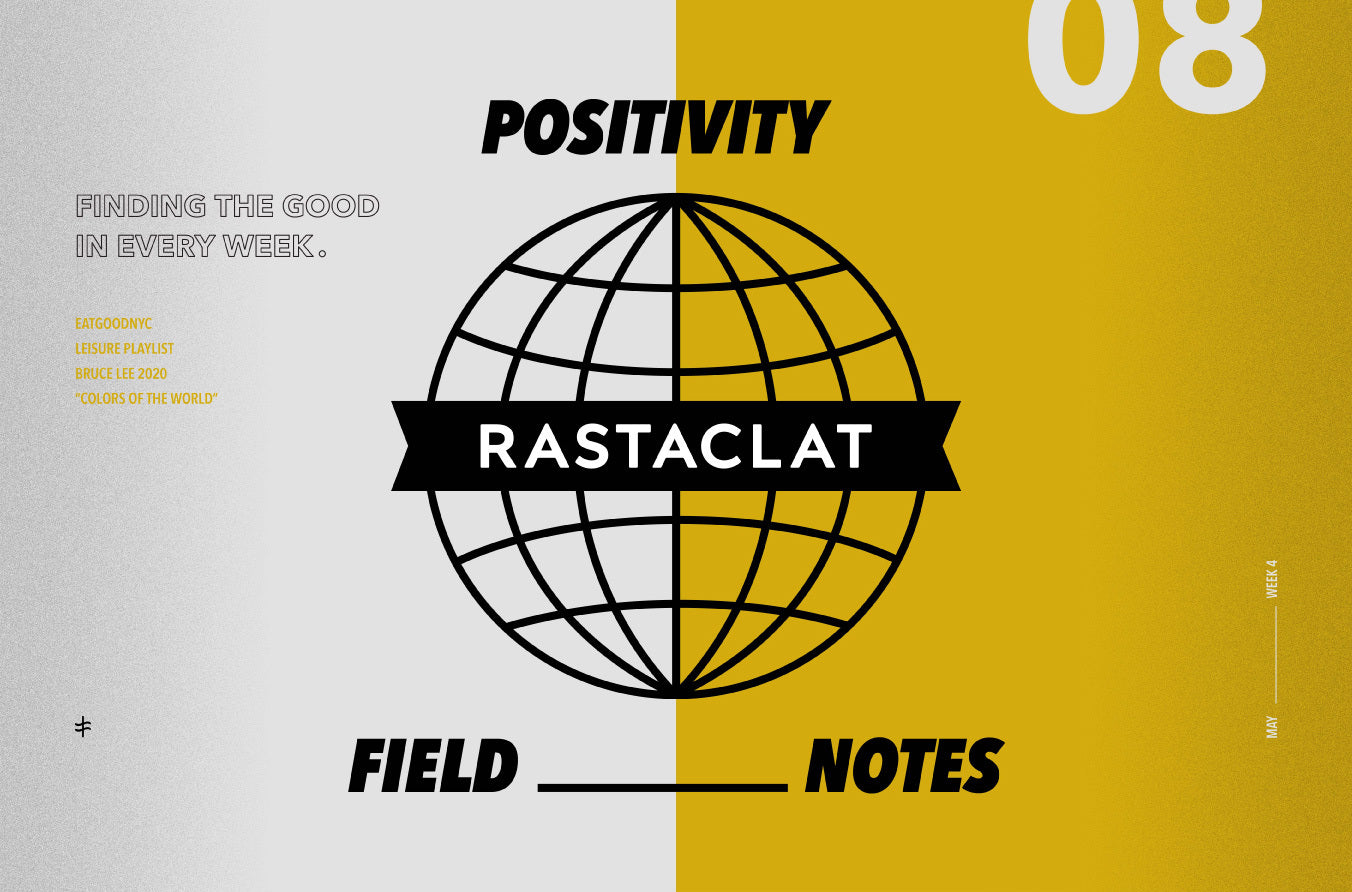 Positivity Field Notes vol. 8
