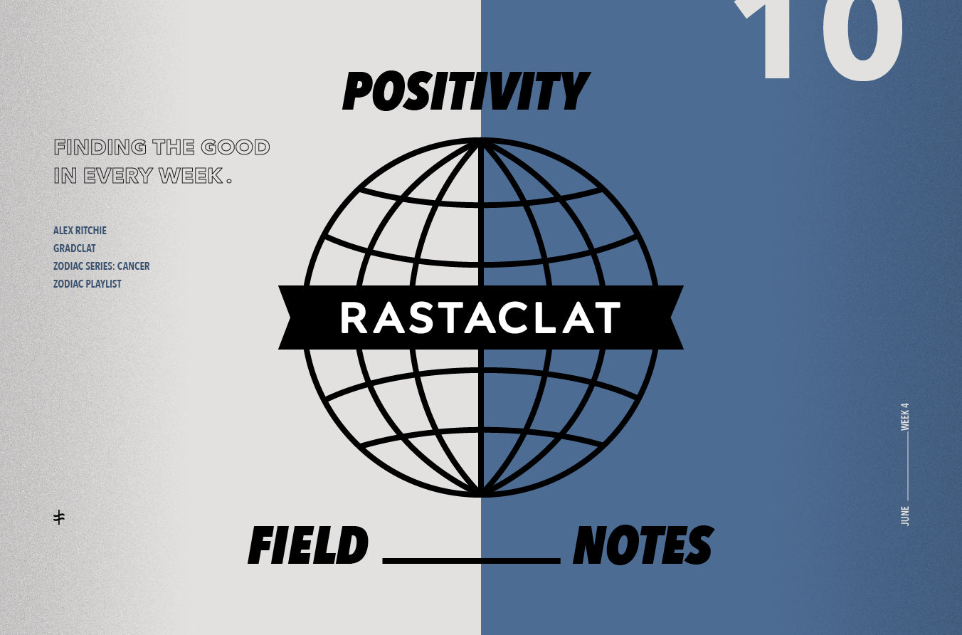 Positivity Field Notes vol. 10