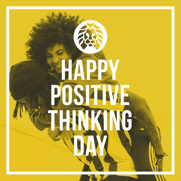Happy Positive Thinking Day