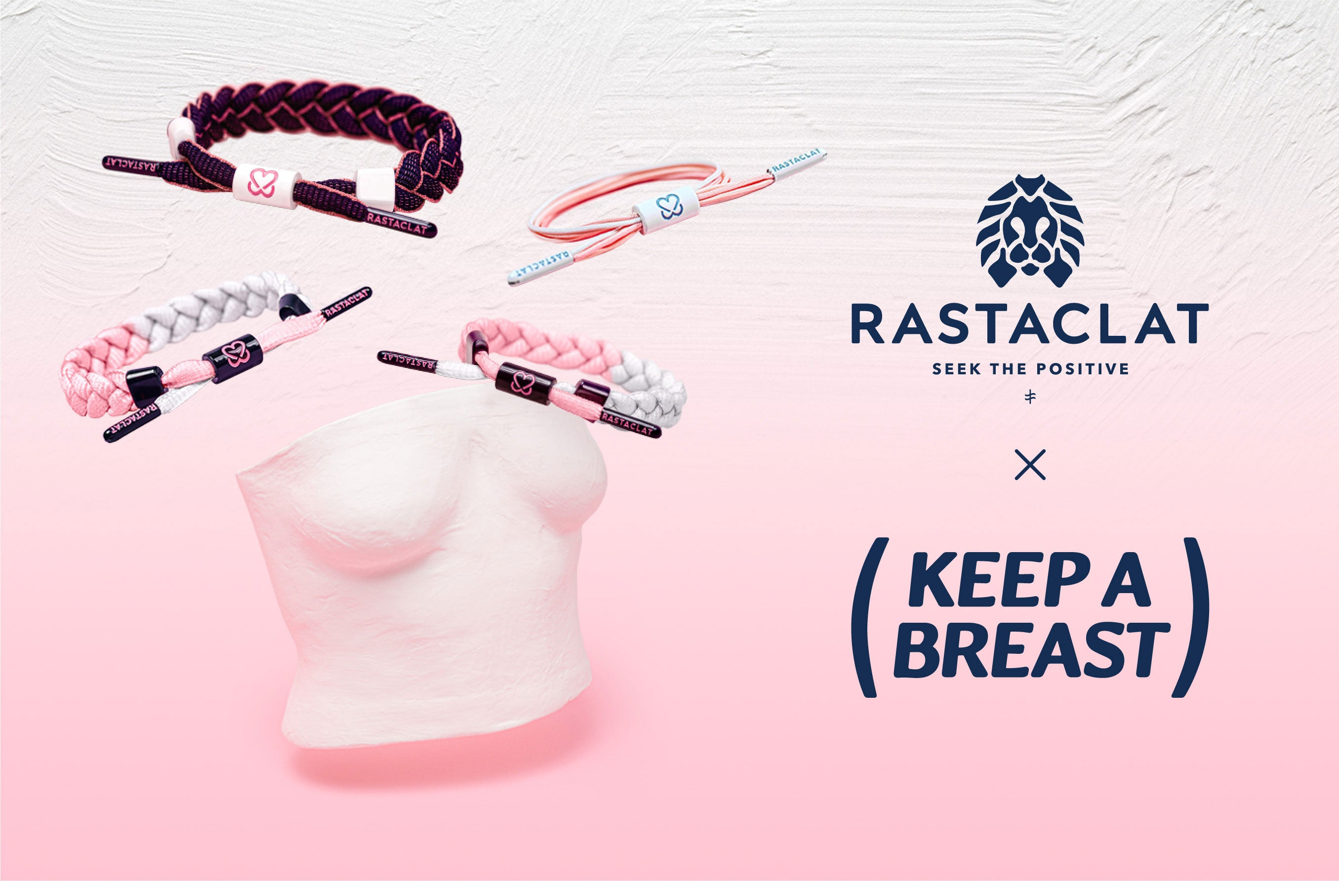 Rastaclat x Keep A Breast