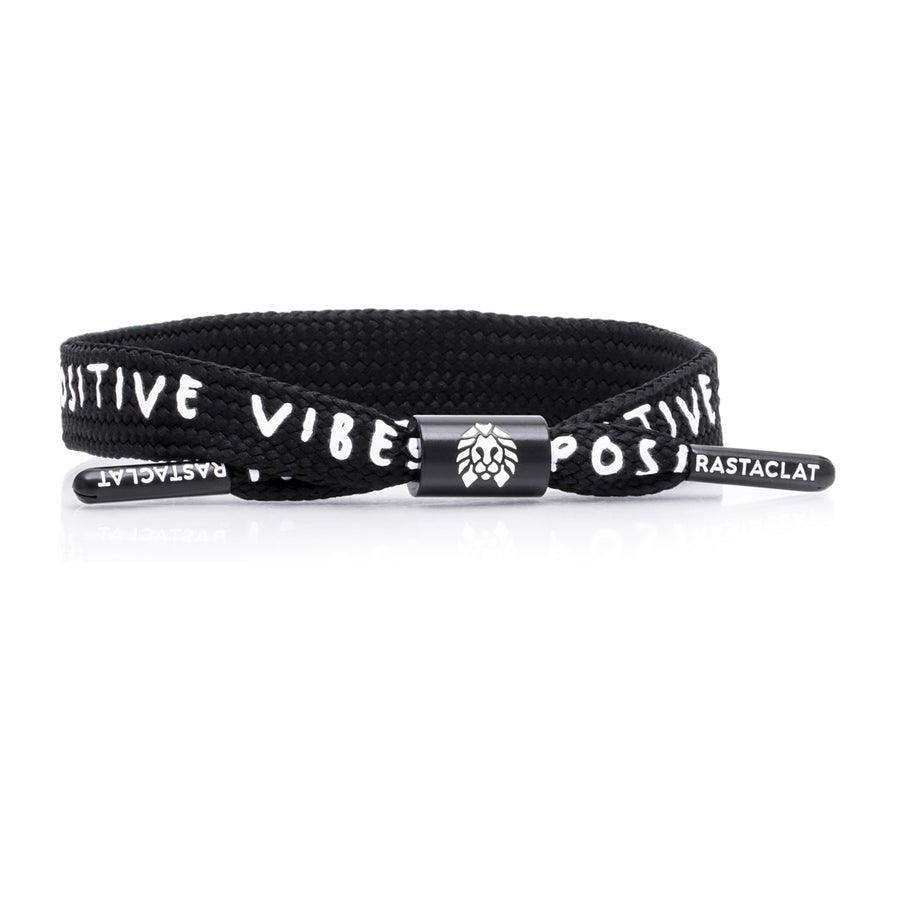 Positive Vibes - Black
