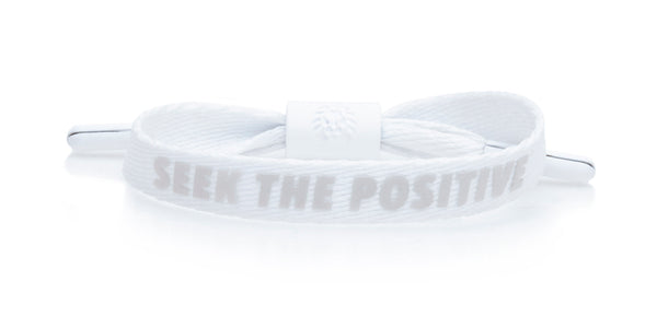 Seek the Positive - White S/M