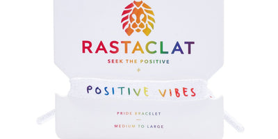 Positive Vibes - Pride - Medium/Large