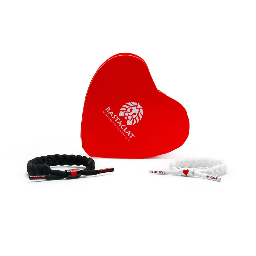 Rastaclat : Valentine's Day Two-Pack