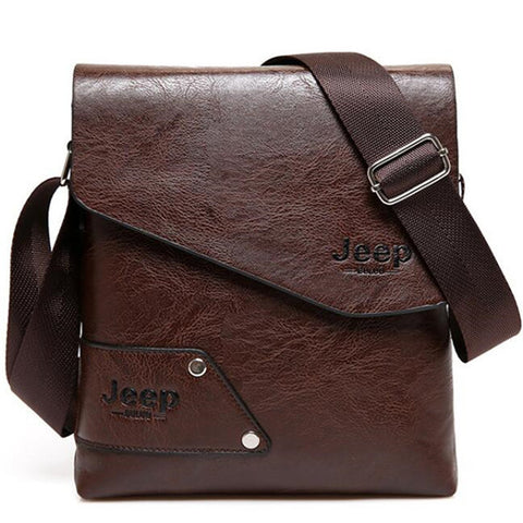 Men's Jeep Crossbody Messenger Travel Bags