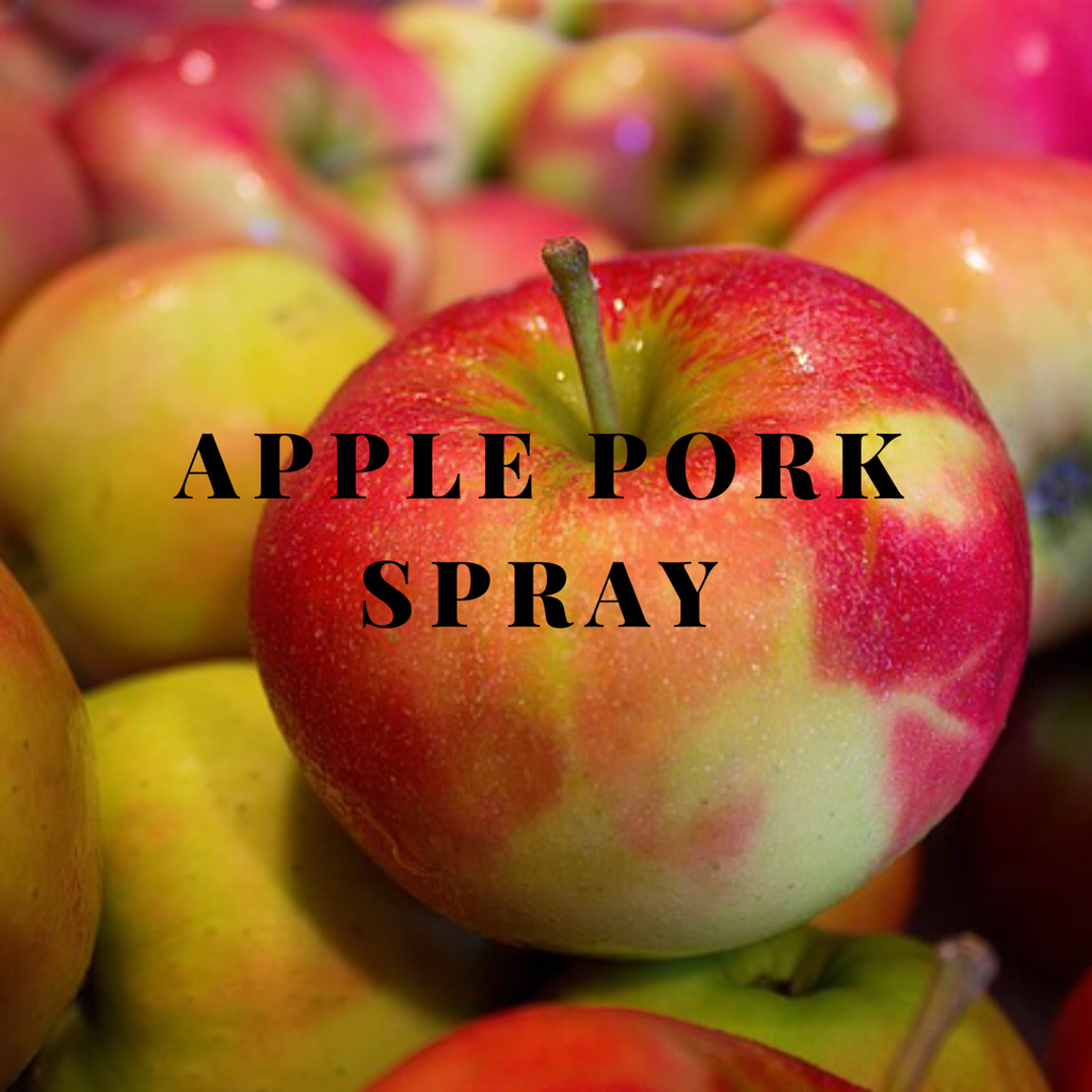 Feed the Soul Friday Apple Pork Spray