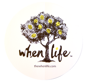 When Life Gives You Lemons Car Decal