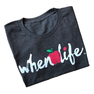 When Life Teach T-shirt