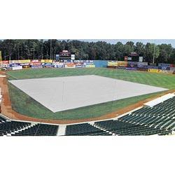 Softball Field Cover 120' x 120' Weight: 625 lbs