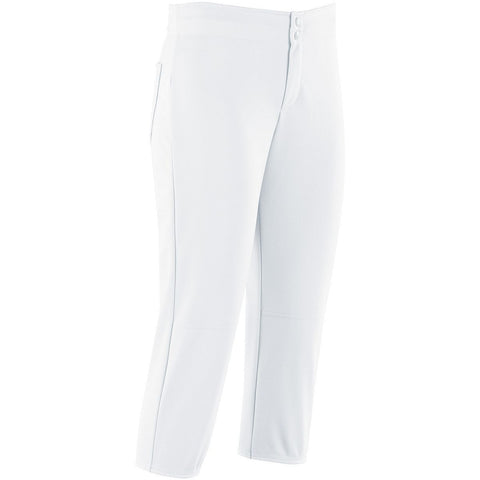 UNBELTED SOFTBALL PANT - GIRL'S