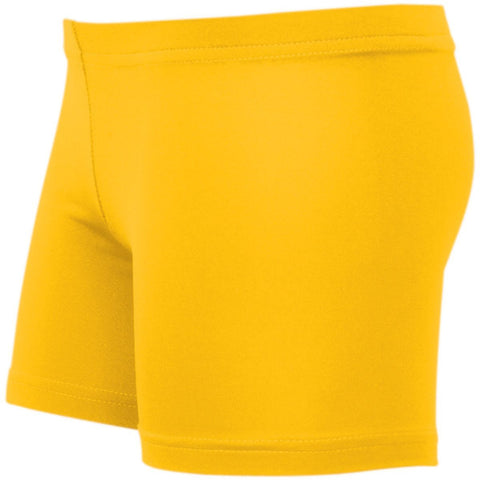 SPIKE LOW RISE POLYESTER/SPANDEX SHORT