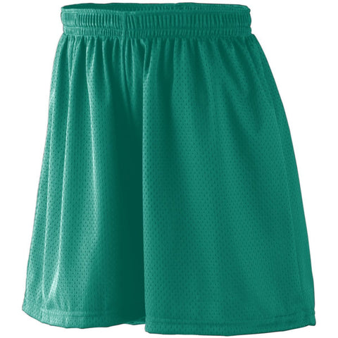 Girls Tricot Mesh Short
