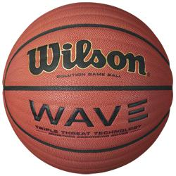 Wilson Wave Solution Indoor Basketball