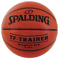Spalding TF-Trainer 3 lb. Weighted Indoor Basketball