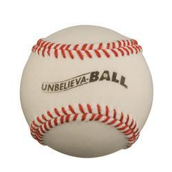 Unbelieva-BALL 9 Baseball - White