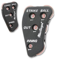 MacGregor 4-Way Umpire's Indicator