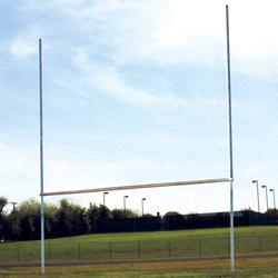 Classic H-Shape Steel Goal Post