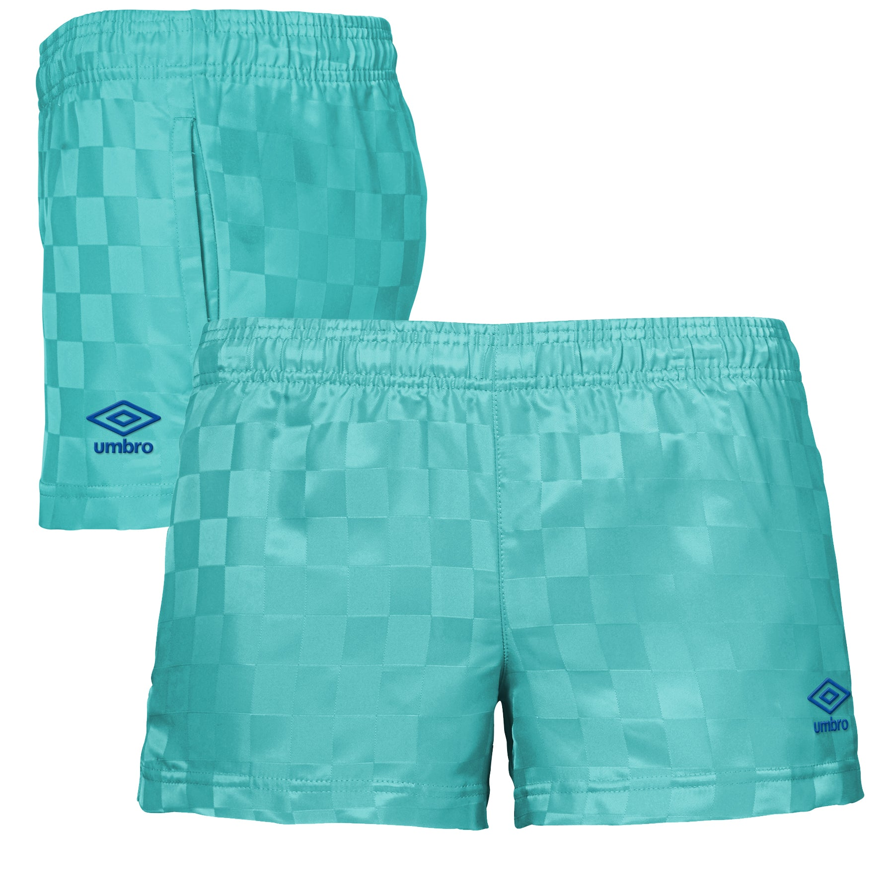 Umbro Womens Checkboard Short
