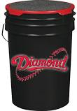 Diamond Ball Bucket with Lid