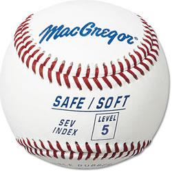 Safe/Soft Baseball - Level 5 - Ages 8-12