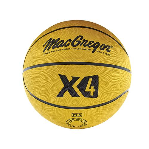 MacGregor Rubber Indoor/Outdoor Basketball 27.5""