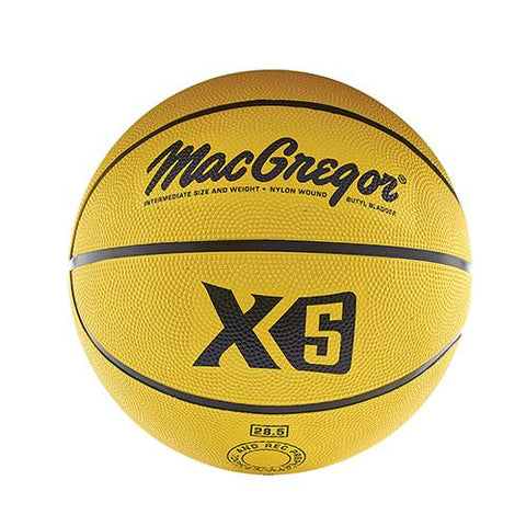 Multicolor Basketballs - Intermediate Size 28.5""