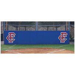 Backstop Padding - 3'H x 6'L Folding