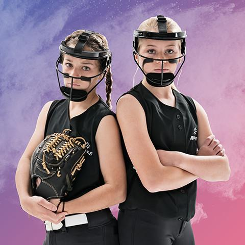 Rip It - Defense Pro Softball Fielder's Mask