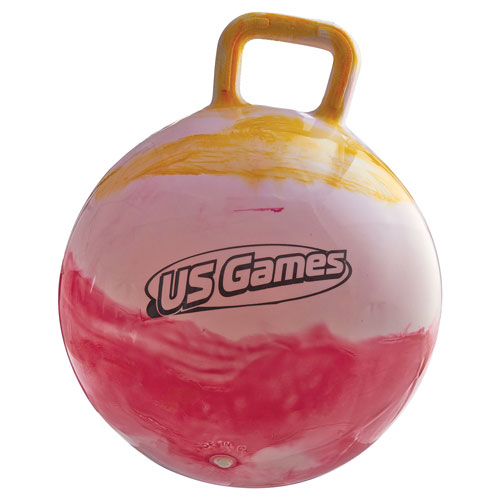 "US GAMES 30"" HOPPER - TIE DYE"