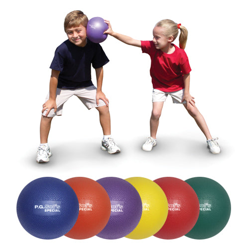 Color My Class® P.G. Sof's™ Balls (6-Pack)