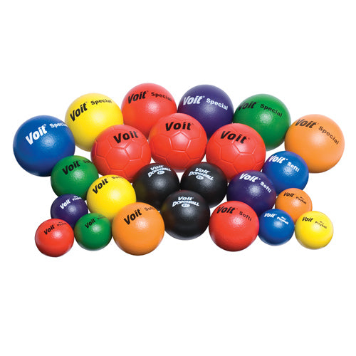 Voit® Tuff Foam Ball Package