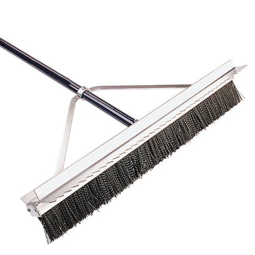 Double Play Scarified Broom