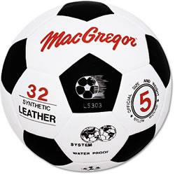 MacGregor Molded Synthetic Soccer Ball