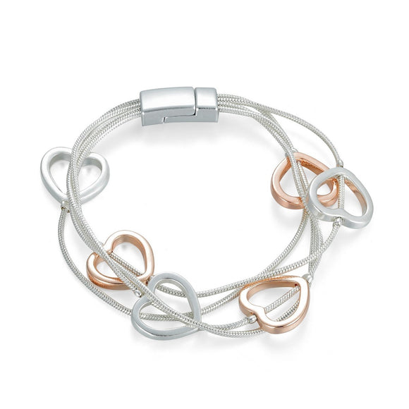 Magnetic Heart Bracelet - VzCollection
