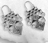 Astro Chakra Earrings - Vz Collection