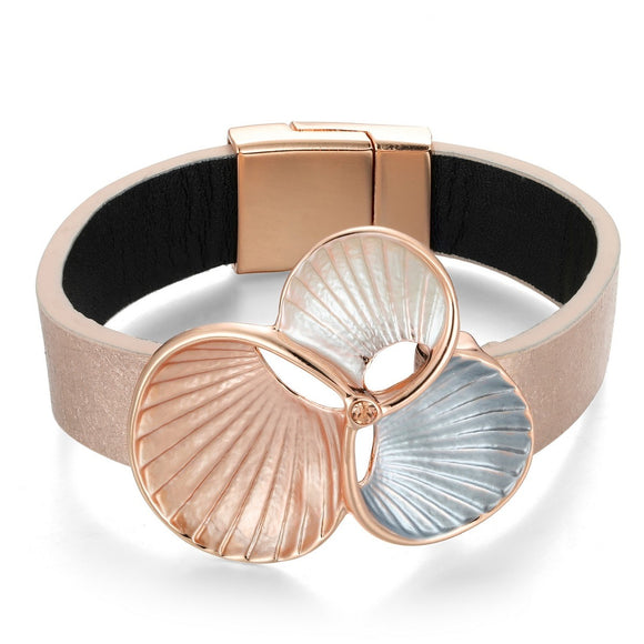 Shell Pendant Magnetic Bracelet - VzCollection