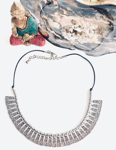 Contemporary Bohemian Short Necklace - VzCollection