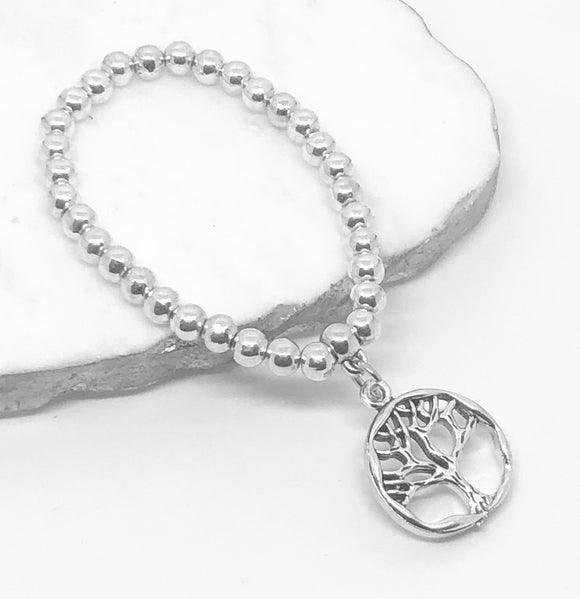 Classic Tree of Life Charm Bracelet - VzCollection