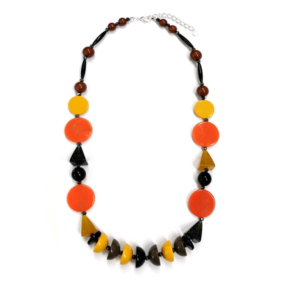 Shapes and Colors Necklace - VzCollection