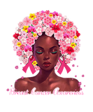 Breast Cancer Awareness- Flower Girl