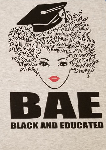 B.A.E. Black & Educated