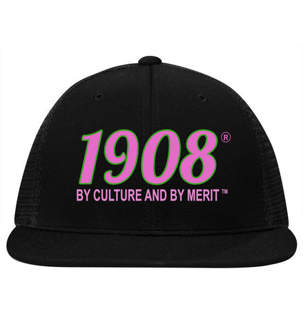 1908/By Culture & By Merit Hat