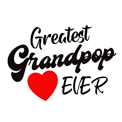 Best Grandpop Ever