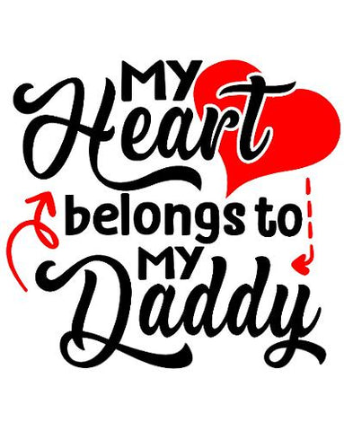 My Heart Belongs To My Daddy
